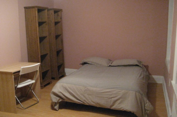 Furnished room in New York