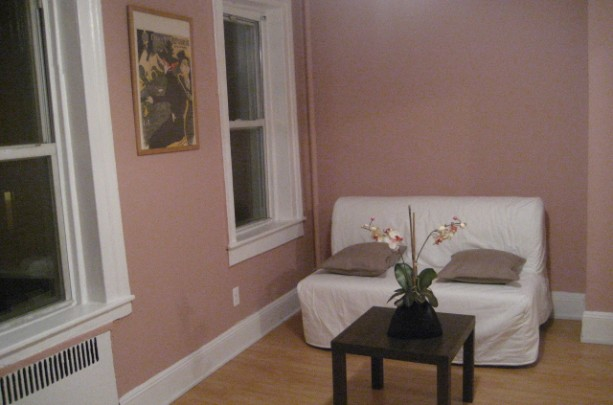 Brooklyn Furnished Bedroom