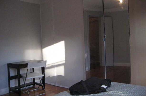 Apartamiento calma con grandes habitaciones luminosas