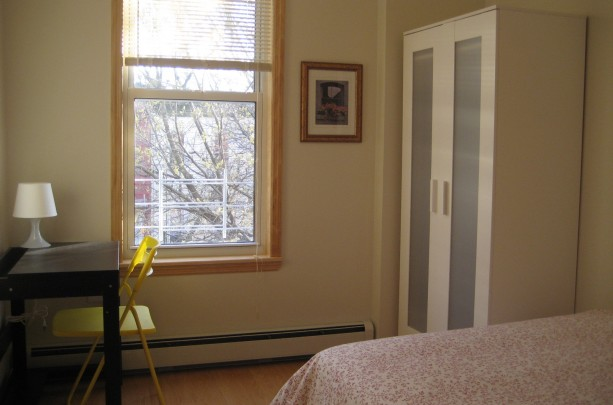 4 hermosas habitaciones decoradas con un estudiante en Brooklyn